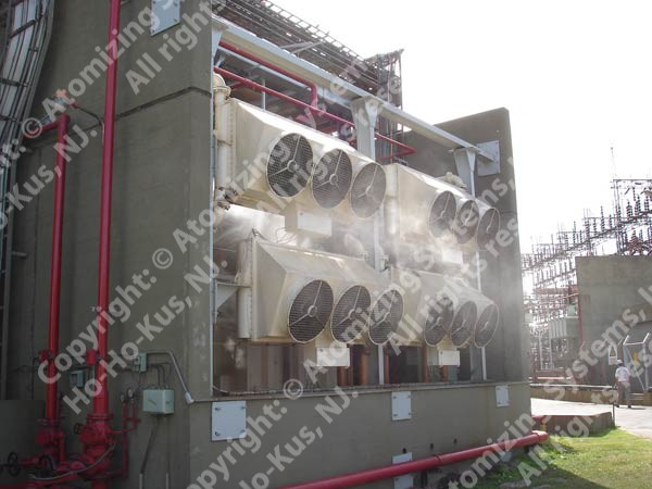 Application of Cooling in Turbine Oil-coolers