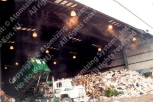 Dust Control - Forida Trash Transfer Station
